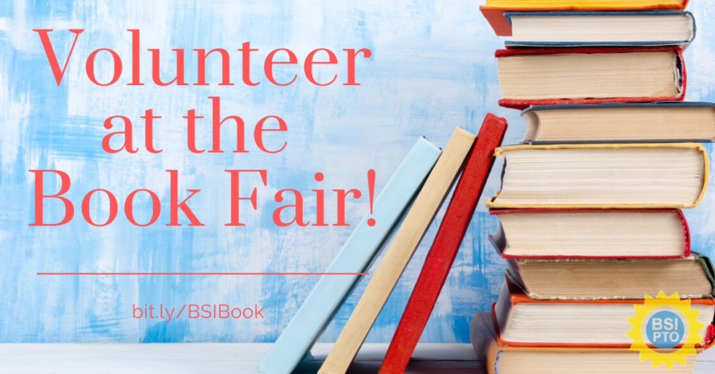 Volunteer for Book Fair