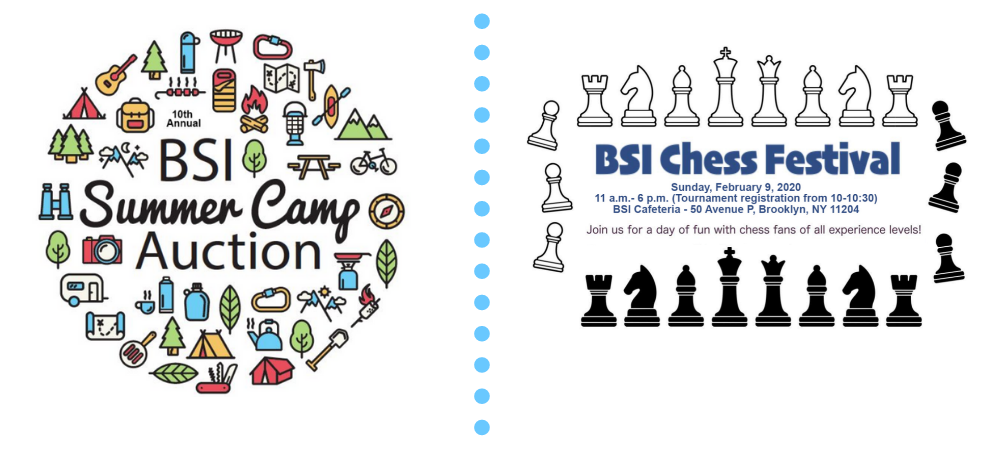 camp auction and chess festival